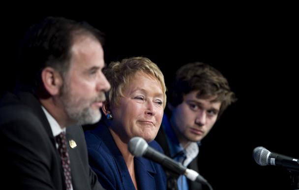 La CAQ veut que le ministre Duchesne parle de gratuité scolaire