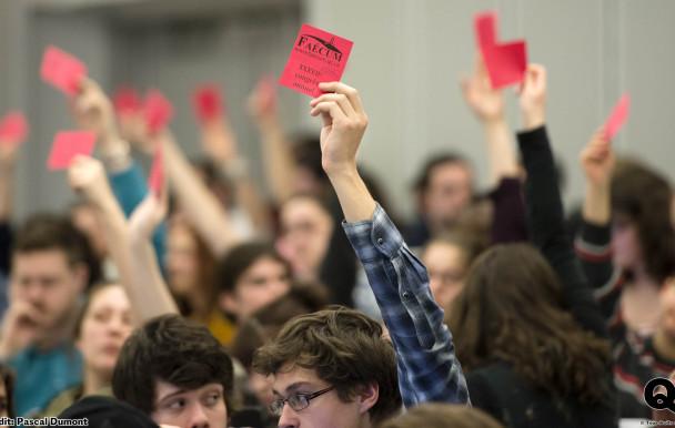 Congrès 2013: Enfin un référendum