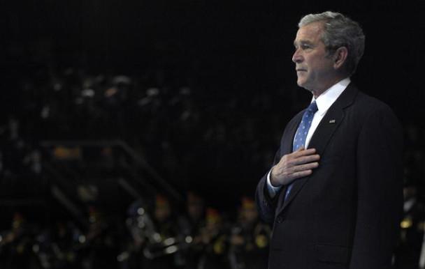 Un prix pour George W. Bush
