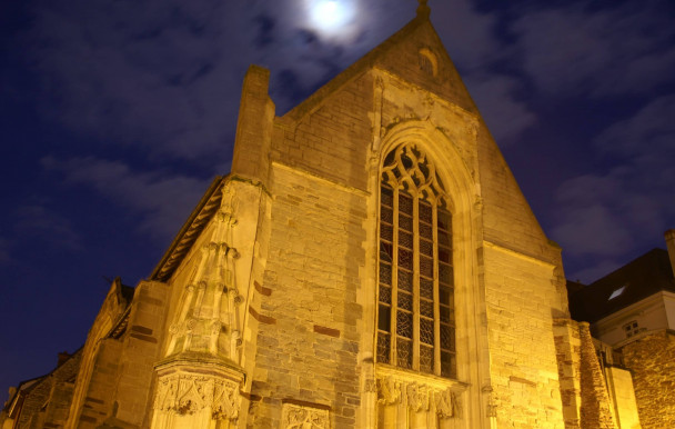 Angleterre : étudier la culture gothique