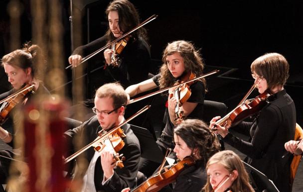 Concert humanitaire de l'Orchestre Symphonique de l'Agora