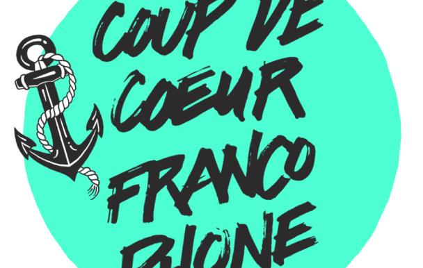 Trois soirs au Coup de coeur francophone