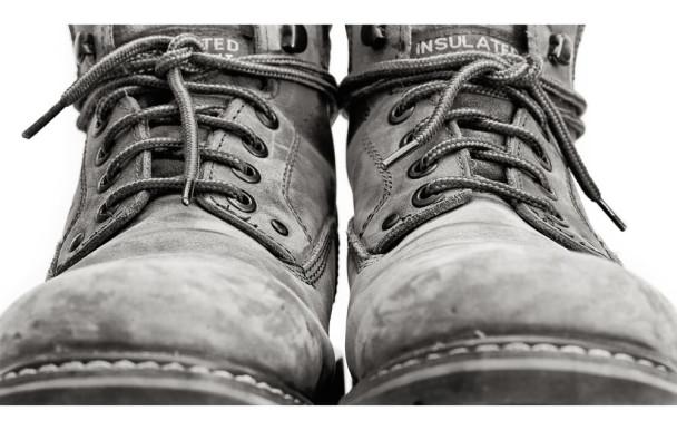 Les bottes - Première partie