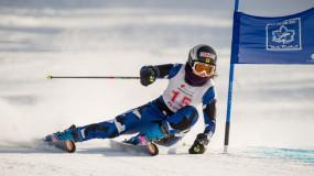 Skier sur l'or