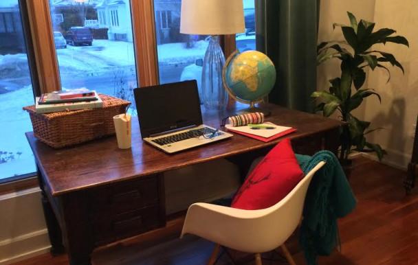 S'offrir un espace de travail à même sa chambre