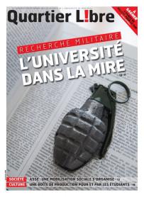 Recherche militaire: l