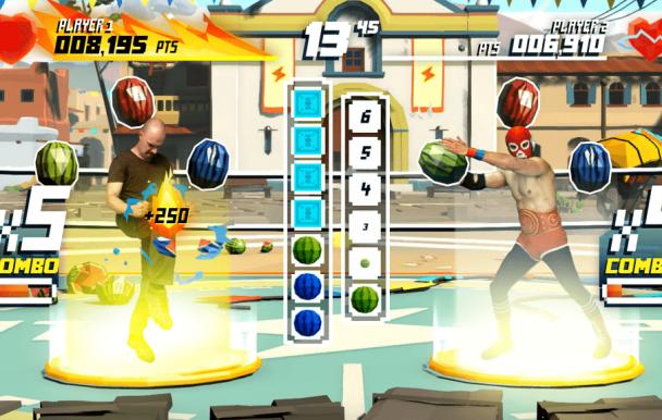 Un jeu video bénéfique pour la santé