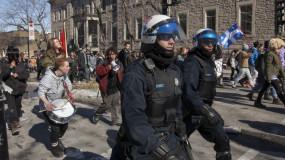 Poursuivre la police