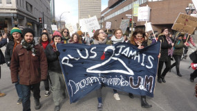 Alliances de femmes pour la grève