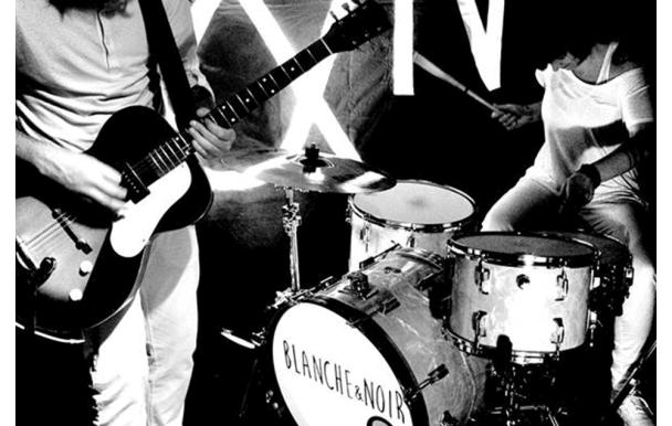 Critique:  premier EP de Blanche et Noir