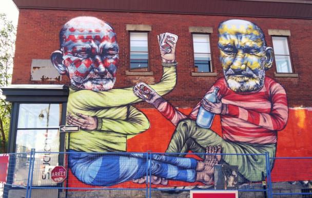 Cinéma et art de rue