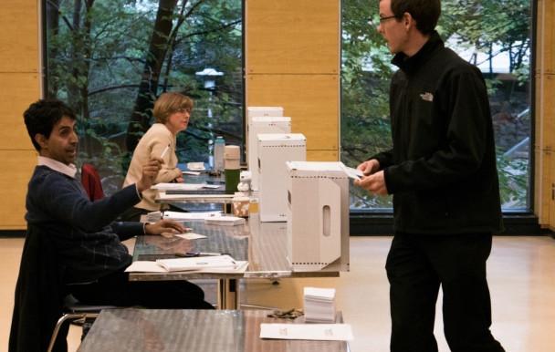 Quand pourra t-on de nouveau voter sur le campus?