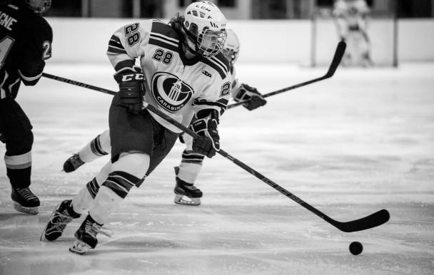 Dubois vise le sommet du hockey