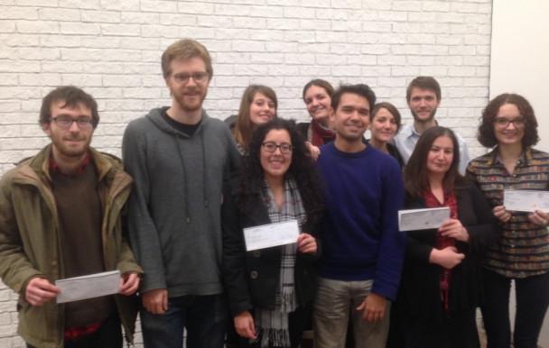 Prix de la session d'automne 2015 de Quartier Libre