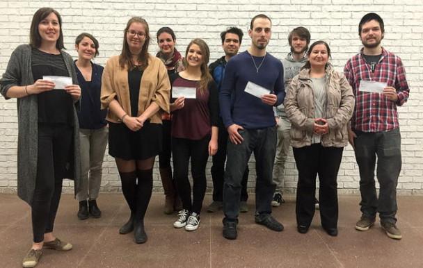 Prix de la session d'Hiver 2016 de Quartier Libre