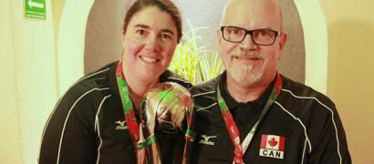 Volleyball: des Carabins dans l'équipe nationale