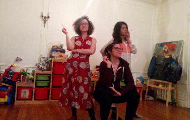 Dramaturgie féminine