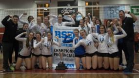 Volleyball: des Bleues dans l'équipe nationale