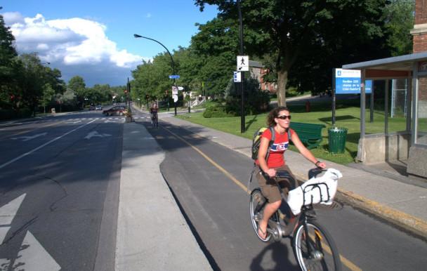 L'UdeM s'engage à être « vélosympatique»