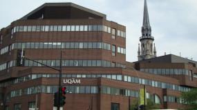 Grève pour la rémunération des stages à l'UQAM