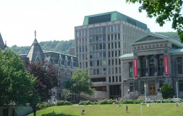 Détournement de fonds à McGill
