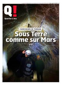 Sous Terre comme sur Mars