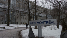 HEC Montréal exposé