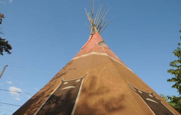 Cours d'été au sein d'une communauté autochtone