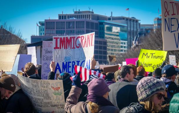 Décret anti-immigration : étudiants exilés