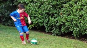 La jouer comme Messi