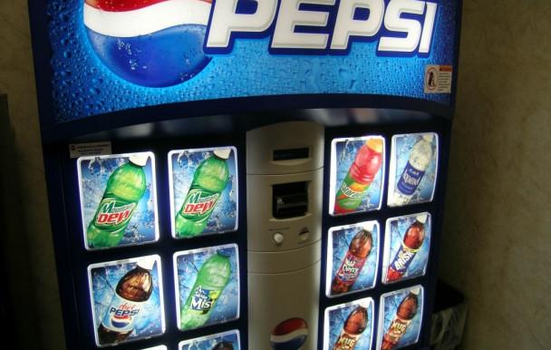 Certaines libertés devant l'entente Pepsi