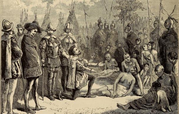 Sur la piste des Iroquois