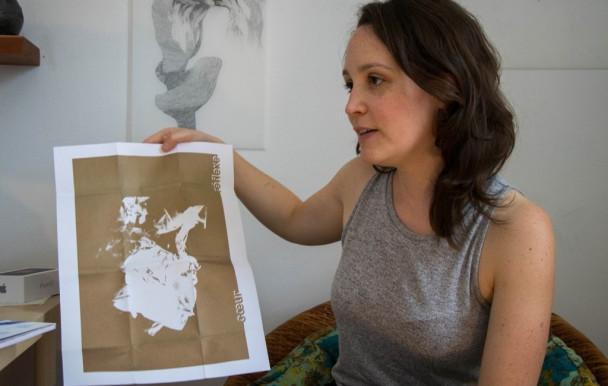 Entre art et communication
