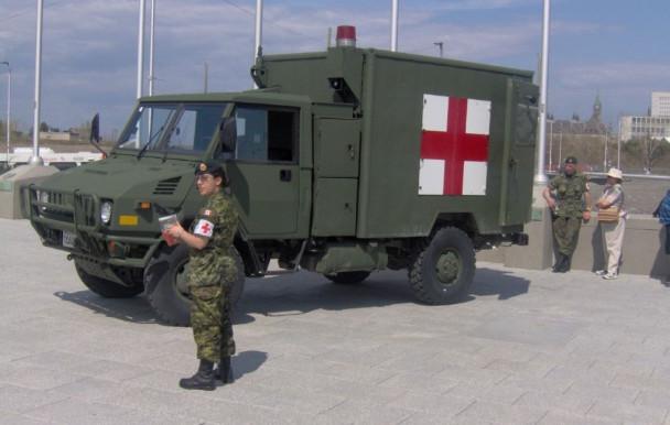 Former l'armée à l'UdeM