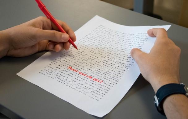Quand le clavier supplante le stylo
