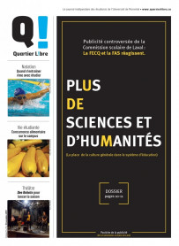 Plus de sciences et d