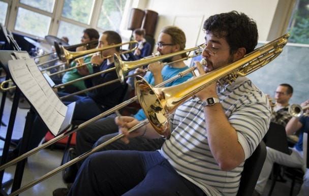 Le Big Band rend hommage à Sophie Desmarais