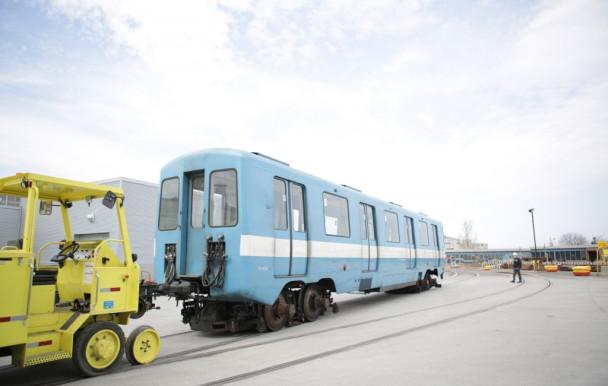 Un wagon nommé détente