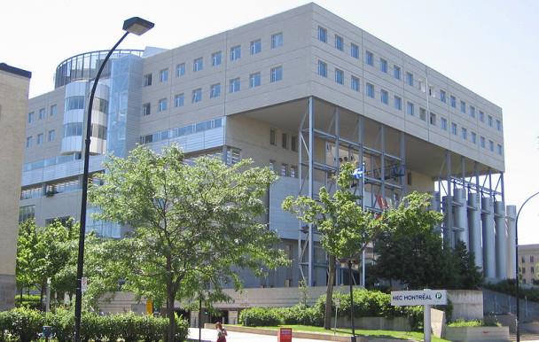 Un pavillon au centre-ville pour HEC
