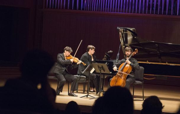 Les virtuoses résonnent au concert des profs de l'UdeM