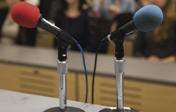 Un débat électoral à l'UdeM