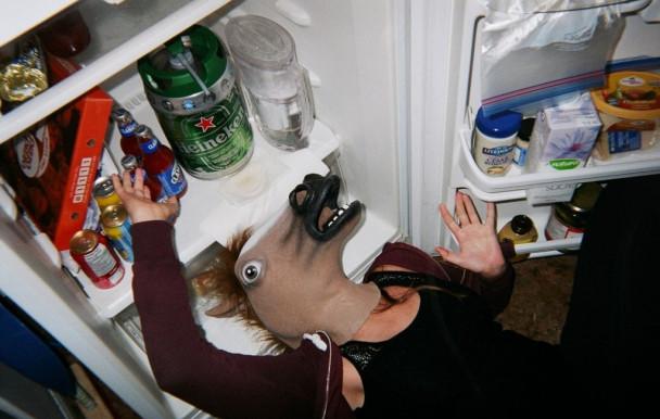 À frigo ouvert