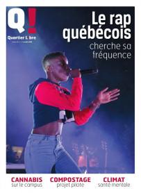 Le rap québécois cherche sa fréquence