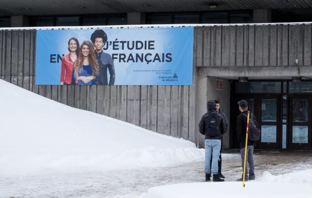 Le français :  véhicule d'intégration