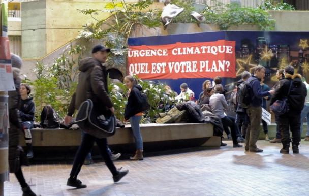 Vers une journée de grève étudiante pour le climat