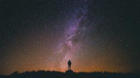 Une nuit dans les étoiles