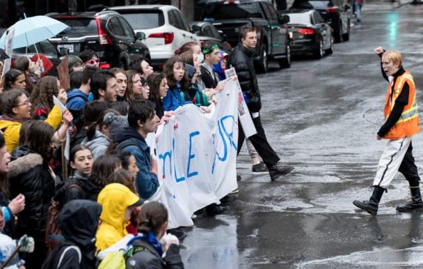 Crise climatique : quel pouvoir politique pour les jeunes?