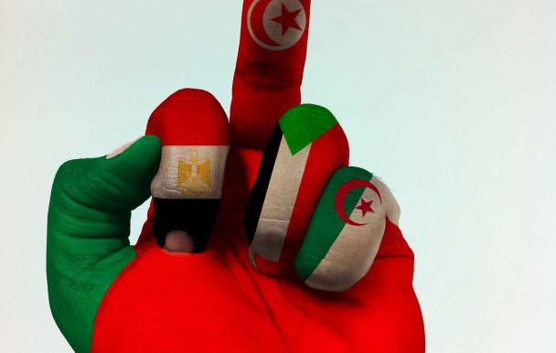 Le destin des États arabes