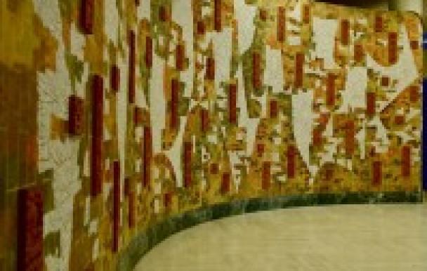 Art sur le campus : Une murale incomprise