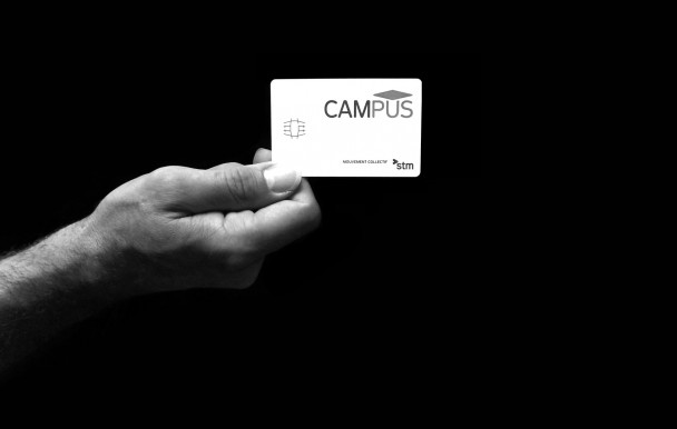 Pas de carte CAMPUS